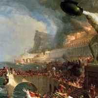 Căderea Romei și sfârșitul civilizației