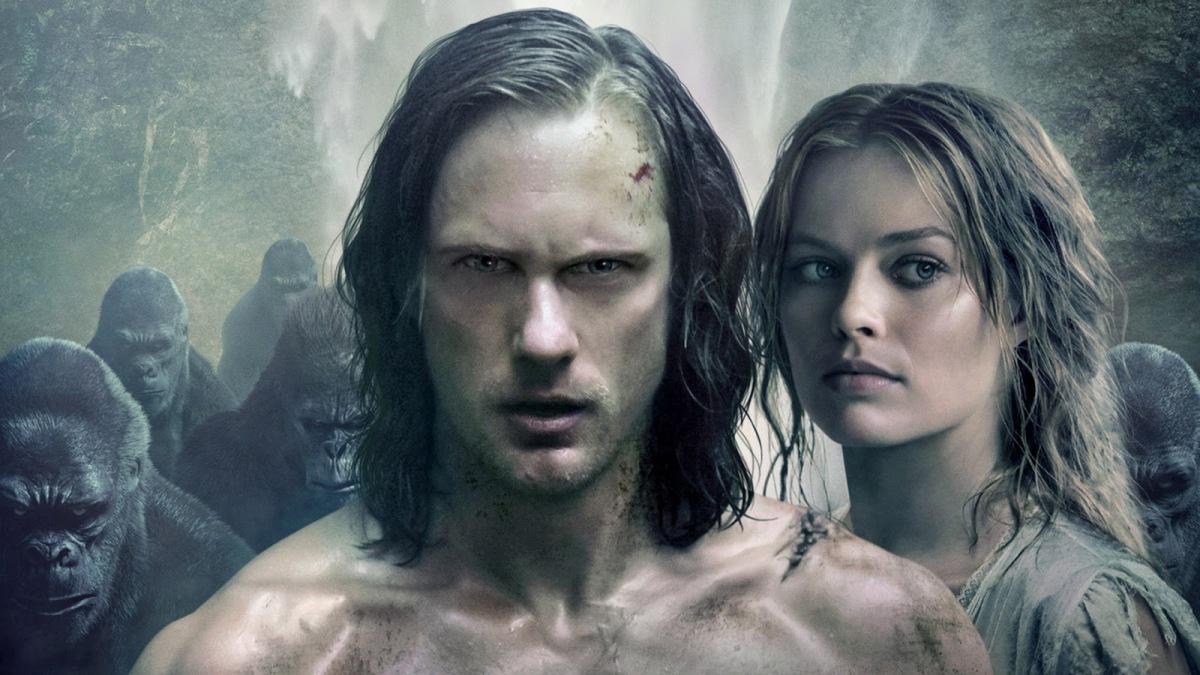 Legenda lui Tarzan