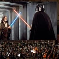Luke, Leia și Vader la Sala Palatului!