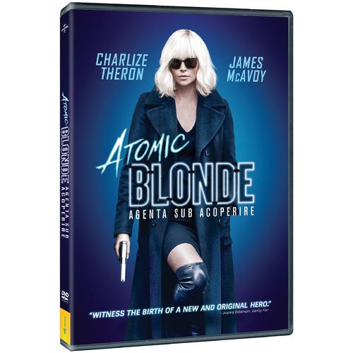atomic blonde agenta sub acoperire