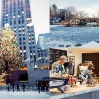 Crăciun la New York. Povești și rețete
