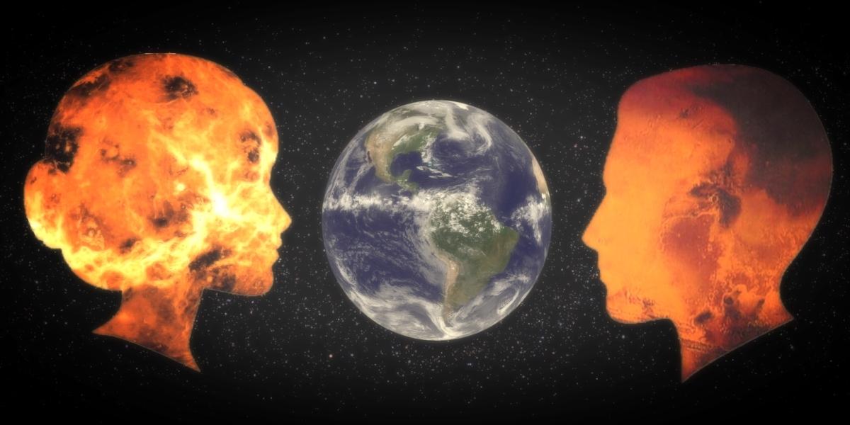 Marte și Venus se împacă. Secretul cuplurilor fericite - {recenzie}