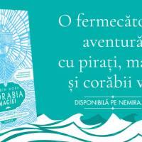 O nouă serie Robin Hobb la Editura Nemira: Corăbiile însuflețite