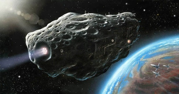 arca asteroid