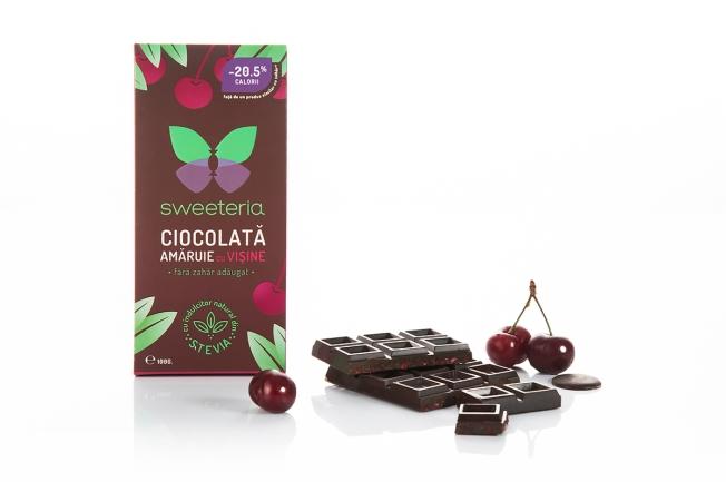 ciocolata cu visine