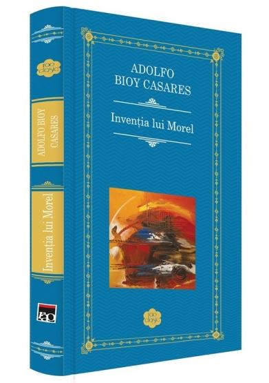 Inventia lui Morel - coperta