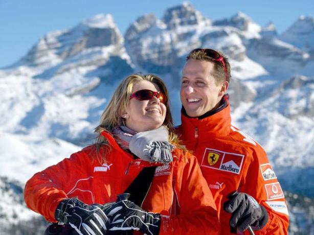 Michael Schumacher Badly Injured In Ski Fall