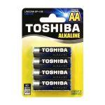 PCT - baterrii-toshiba-alkaline-r6-4buc