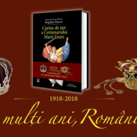 Cartea de aur a Centenarului Marii Uniri -  { recenzie }
