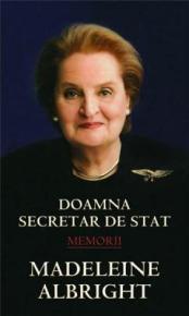 doamna secretar de stat madeleine albright