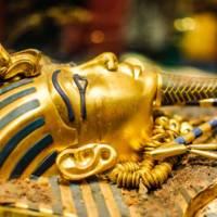 Regele Tutankhamon - comorile din mormant