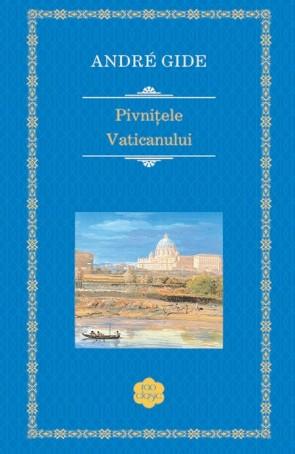 Pivnitele Vaticanului - coperta