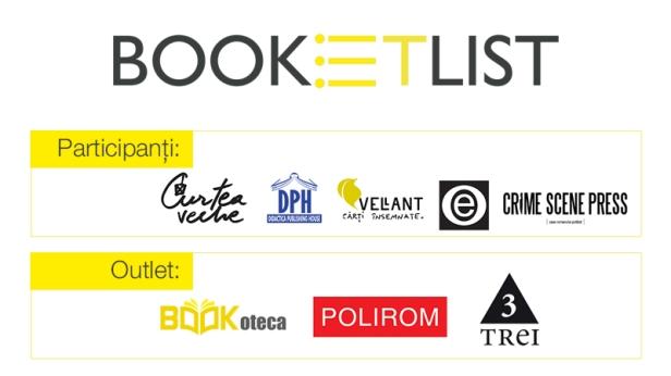 BooketList - edituri