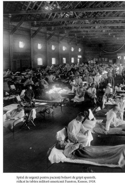 Gripa spaniola 1