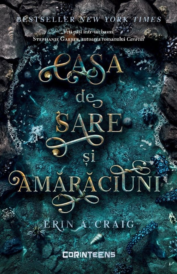 CASA DE SARE ȘI AMĂRĂCIUNI de Erin A. Craig