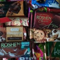 Delicioasele dulciuri ROSHEN