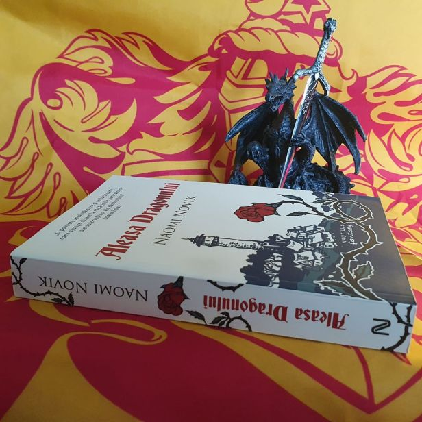 Aleasa Dragonului Editura Nemira