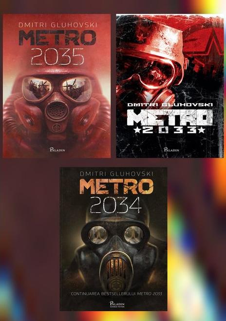 Metro Trilogie