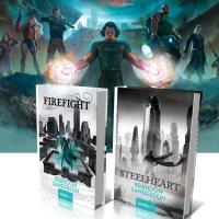 Steelheart - Firefight - de Brandon Sanderson - {recenzie}