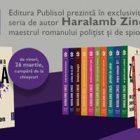 Seria de autor Haralamb Zinca - la Editura Publisol
