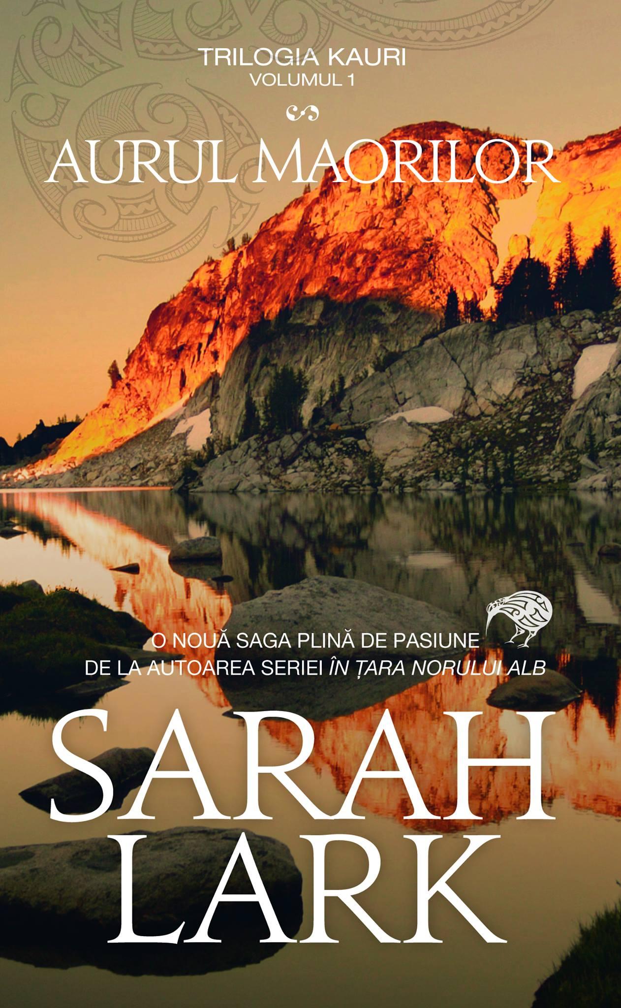 Aurul Maorilor de Sarah Lark - recenzie
