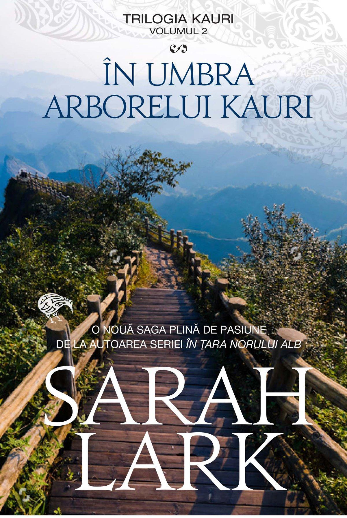 In umbra arborelui kauri - de Sarah Lark - recenzie