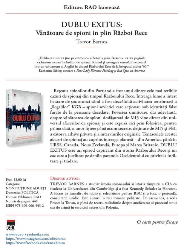 Editura RAO - Dublu Exitus