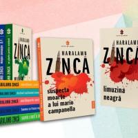 Editura Publisol continua seria Haralamb Zinca, urmeaza Horia Tecuceanu