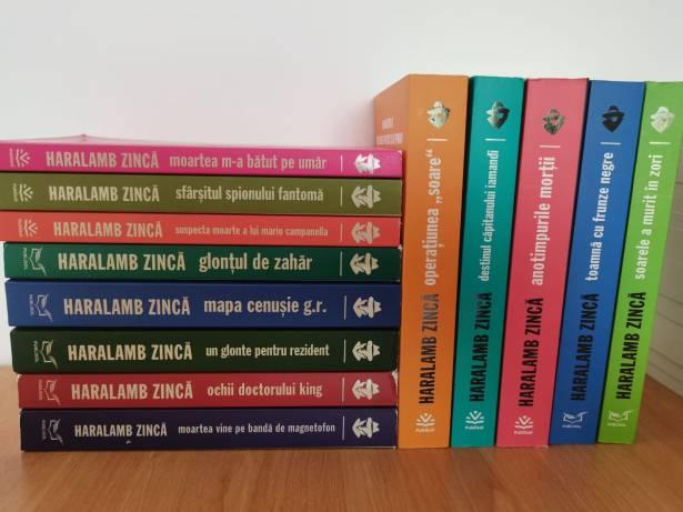 Haralamb Zinca Colectie