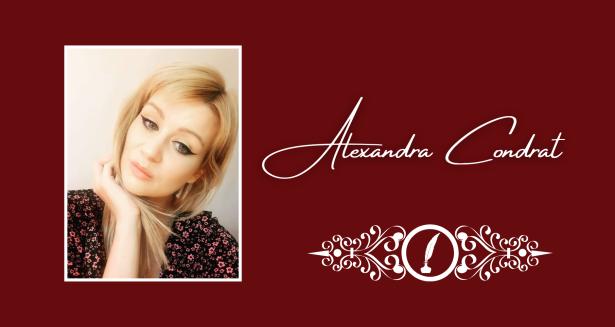 Alexandra Condrat - Editura Petale Scrise