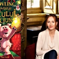 O noua carte semnata J.K. Rowling - la Editura Arthur